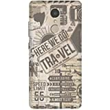 StyleO Premium Quality Printed Back Cover For Lenovo K6 Power [Travel Quotes]