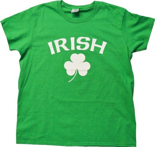 IRISH PRIDE Ladies' Ireland T-shirt / St. Patrick's Day Irish Pride Tee Shirt