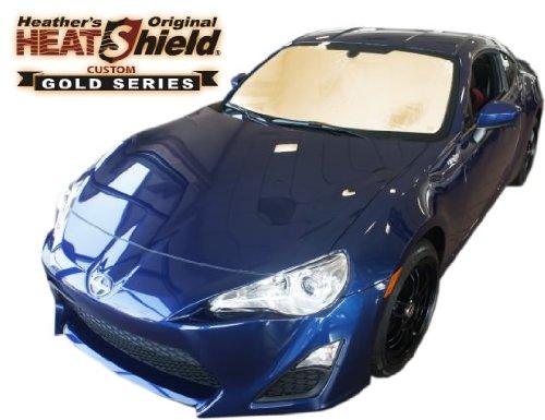 GOLD SERIES Sunshade for Scion FR-S FRS 2013 2014 2015 2016 Heatshield Custom-fit Sunshade #GS-1378 1378 Series