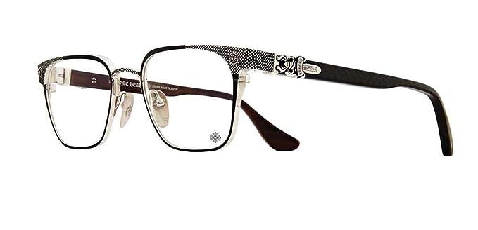 d5e6eee2b0e Chrome Hearts - Nastyfreeze - Eyeglasses (Matte Black Shiny Silver-Ebony  Wood