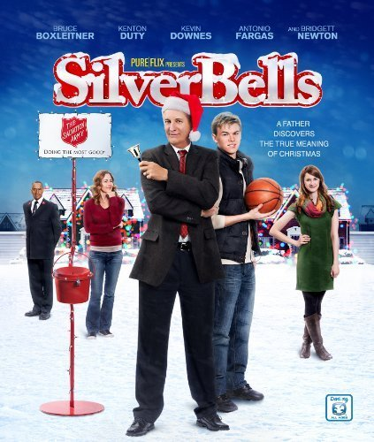 Silver Bells [Blu-ray] by Pure Flix Ent