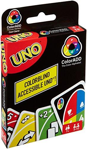 Mattel Games Uno Coloradd Game Best Prices Best Deals
