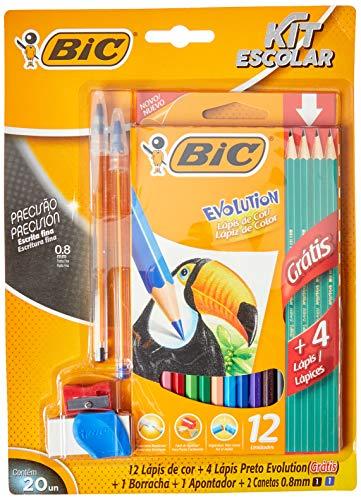 Escolar Colorir BIC Cristal Precisão