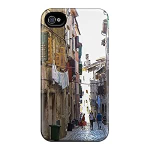 New Style AnnetteL Hard Case Cover For Iphone 4/4s- Village Alley