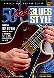 50 Licks Blues Style  - DVD