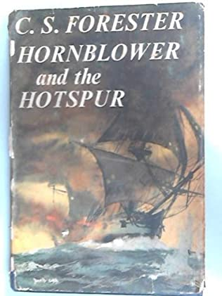 book cover of Hornblower and the Hotspur