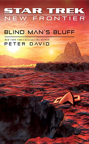 Star Trek: New Frontier: Blind Man's - Star Trek First Frontier
