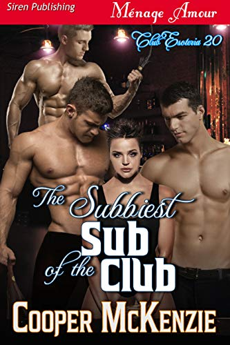 special d for three siren publishing menage amour mckenzie cooper
