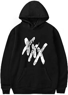 EmilyLe Unisex Hoodies Rapper RIP Xxxtentacion Hip Hop Sweatshirt