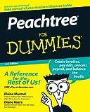 Peachtree for Dummies, Elaine J. Marmel and Diane Koers, 0470179880