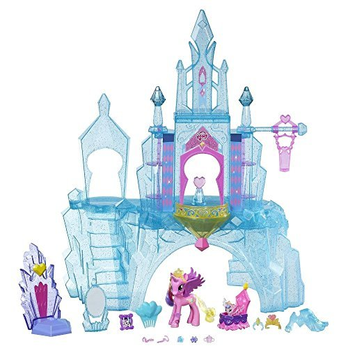My Little Pony Explore Equestria Crystal Empire Castle, Frustration Christmas Gift