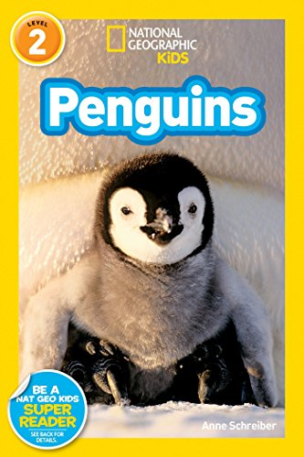 National Geographic Readers: Penguins! ()