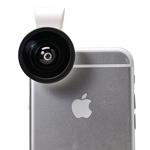 Universal 0.4X Super Wide Angle Mobile Phone Lens for Mobile Phones - 2