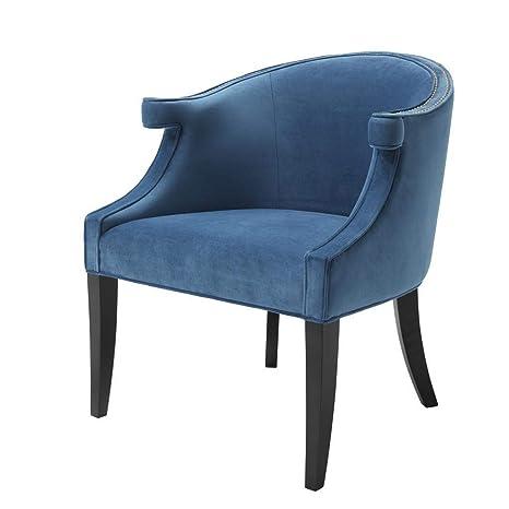 Pleasant Amazon Com Velvet Wing Accent Chair Eichholtz Margaux Uwap Interior Chair Design Uwaporg