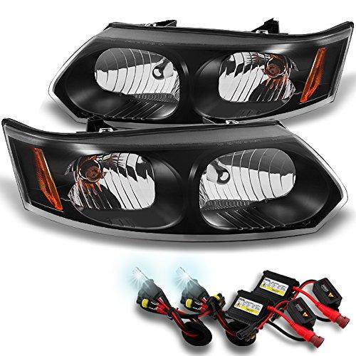 saturn-ion-4-door-sedan-black-headlights-head-lamps-left-right-replacement-slim-6000k-hid-kit