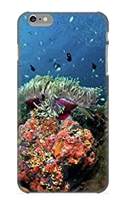 Premium Protection Vibrant Lives Case Cover With Design For Iphone 6 Plus- Retail Packaging