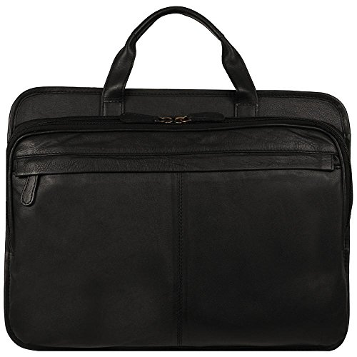 Double Gusset Brief - Wilsons Leather Mens Double Gusset Leather Brief Black