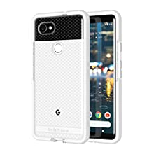 Evo Check Case for Google Pixel 2 XL - Clear/White