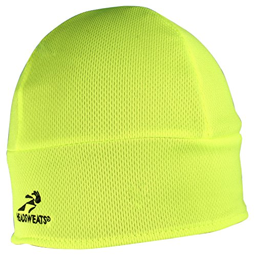 Headsweats Thermal Reversible Beanie Hi Vis Yello / Black