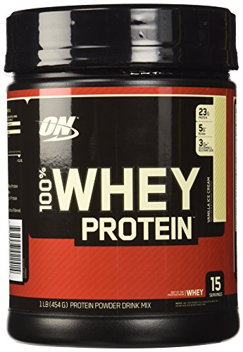 Optimum Nutrition Protein Vanilla Cream