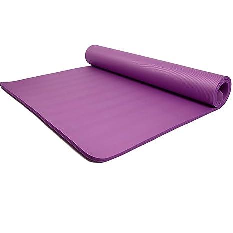 Estera de Yoga Colchoneta de Yoga para Ejercicios Anti ...