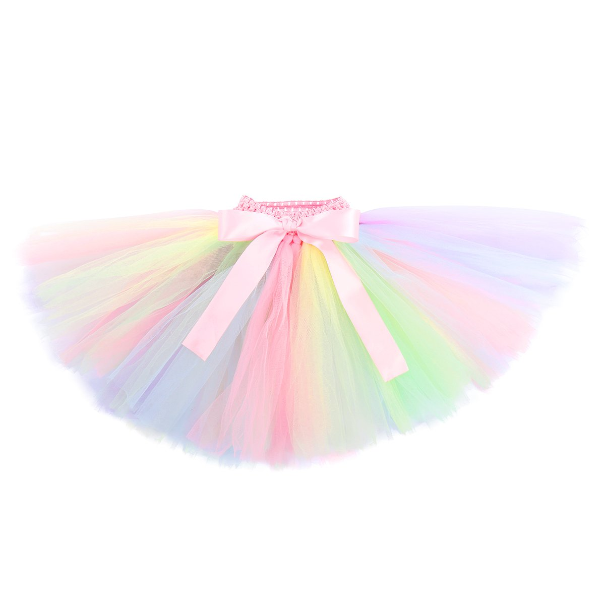 Girl Newborn Its My First Birthday Cartoon Costume Party Outfits Romper+Tutu Skirt+Flower Headband Dress Clothes Set