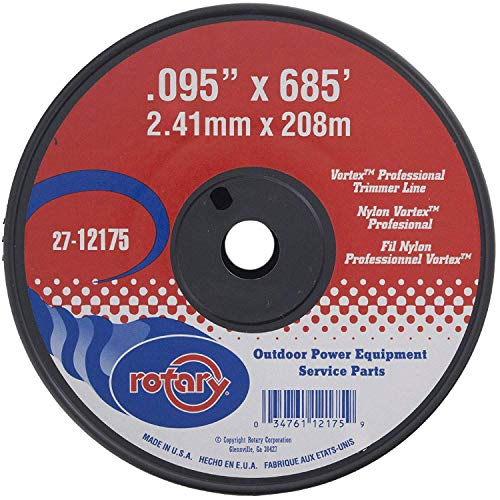 Rotary 12175 Vortex Trimmer Line .095 x 685'