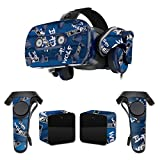 MightySkins Skin for HTC Vive Pro VR Headset - Time Travel Boxes | Protective, Durable, and Unique Vinyl Decal wrap Cover | Easy to Apply, Remove, and Change Styles | Made in The USA