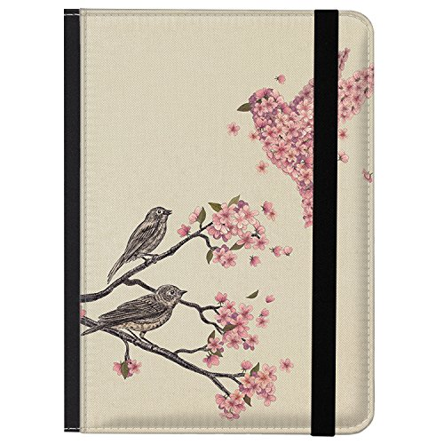 caseable Kindle und Kindle Paperwhite Hülle, Blossom Bird