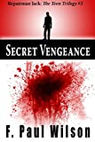 Front cover for the book Secret Vengeance by F. Paul Wilson