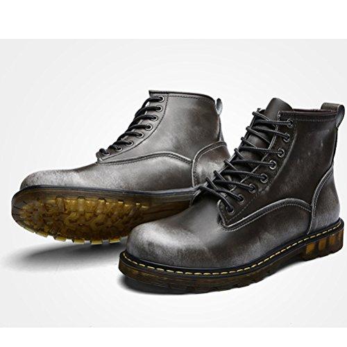 cordones para hombre Grey Fleece MatchLife Zapatos de 840HBH