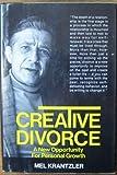 Creative Divorce, Mel Krantzler, 0871311313