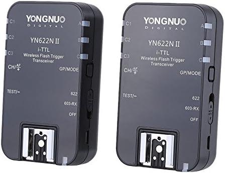 Yongnuo Yn 622n Ii Wireless I Ttl Blitzauslöser Für Kamera