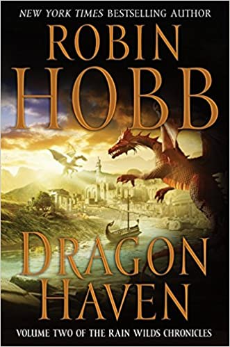 Book Dragon Haven (Rain Wilds Chronicles)