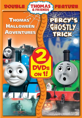 Thomas & Friends: Thomas' Halloween Adventures / Percy's Ghostly Trick (Double Feature) (Halloween Full Movies For Kids)