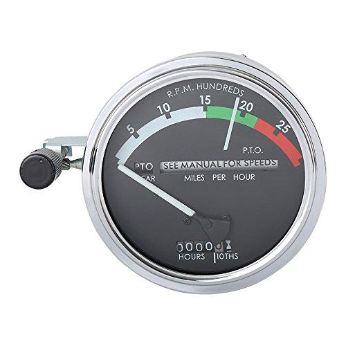 (Tachometer Gauge Red Needle for John Deere 4620 4010 3010 5010 700 4520 5020 4000 4020 6030 4320 AR26718)