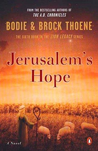 Jerusalem's Hope (The Zion Legacy)