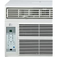 PerfectAire 3PNC6000 Window Air Conditioner with Remote Control, White