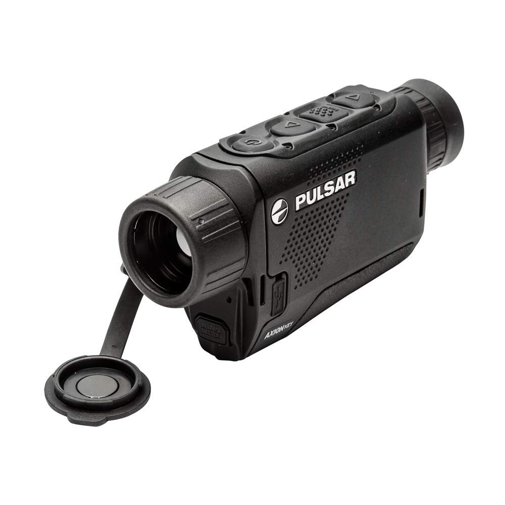 Pulsar Axion Key XM30 2.4-9.6x24 Thermal Monocular (Renewed) by Pulsar