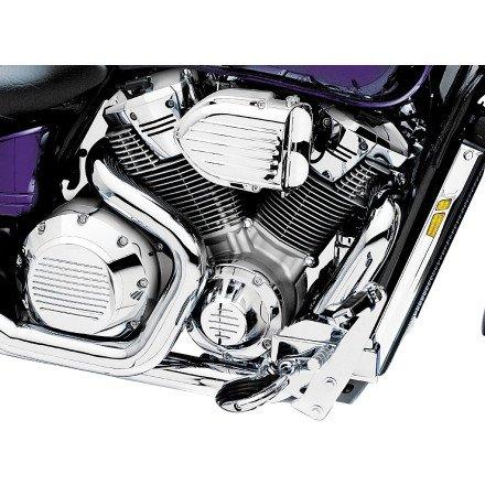 04-09 HONDA VTX1300C: Kuryakyn Engine Cover Inserts