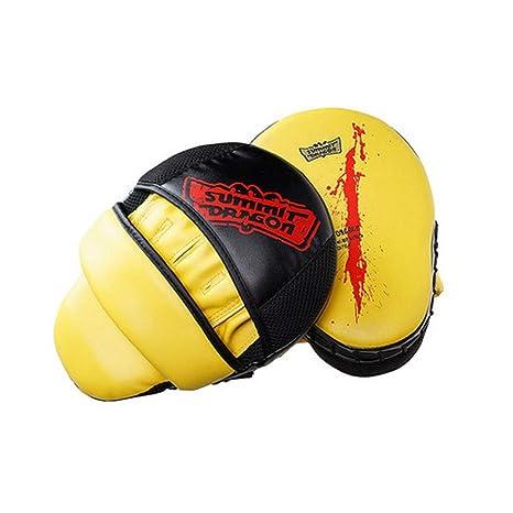 GUYUEXUAN Amarillo Curvo Objetivo de Boxeo, Objetivo Curvo ...