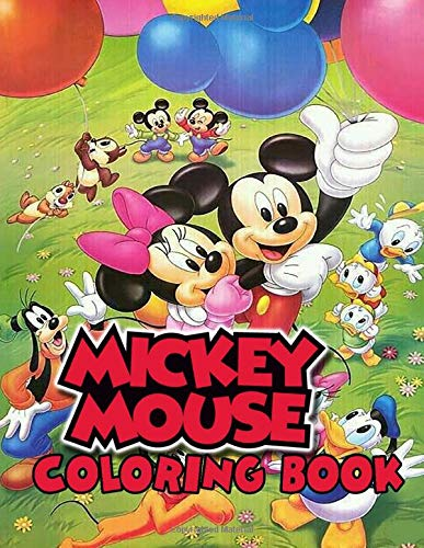 Mickey Mouse Mini coloring pages for kids printable free | Minnie ... | 500x387
