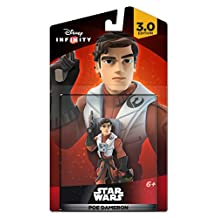 Disney Infinity 3.0 Figure Poe Dameron - Star Wars The Force Awakens: Poe Dameron Figure Edition