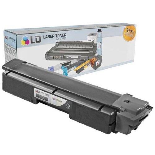LD © Kyocera-Mita Compatible TK592K Black Laser Toner Cartridge for use in FS-C2026MFP, FS-C2126MFP, FS-C5250DN, M6026cidn, M6526cdn, M6526cidn, P6026cdn, and P6526cdn, P6526cidn, and P6026cidn Printers
