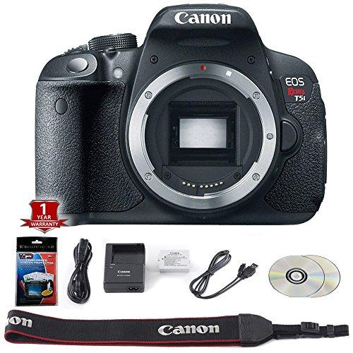 Canon EOS Rebel T5i (Body) Black