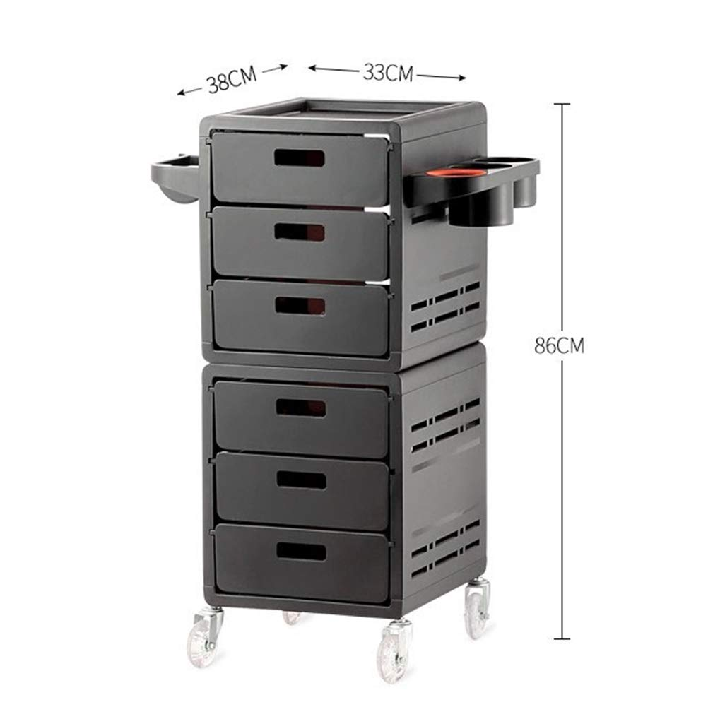 Amazon.com : MJHY Hairdressing Cart, Beauty Salon, Hair Salon, Bar Service Car, Purple : Beauty