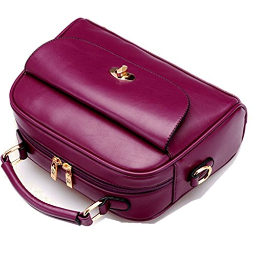 Body Ipad Bag Red Shoulder Women's Faux Handbag Laptop Cross Cute Satchel Leather Tianhengyi Mini SRg8xqwPS