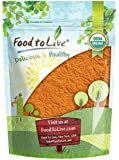 Organic Goji Berry Powder by Food to Live (Non-GMO, Kosher, Bulk) — 4 Ounces