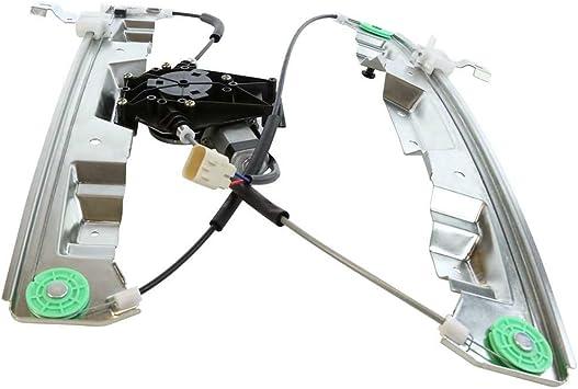 Prime Choice Auto Parts WR841666 Power Window Regulator With Motor