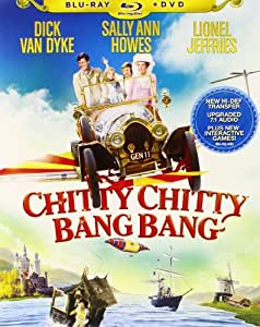 Chitty Chitty Bang Bang (Two-Disc Blu-ray/DVD Combo in Blu-ray Packaging)